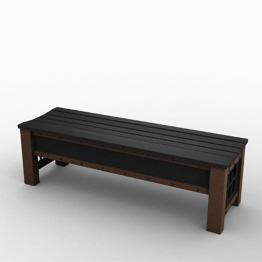 Birkdale Backless Bench
