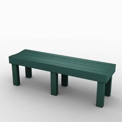 great-lakes-backless-bench