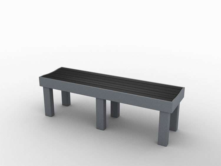 Cool Great Lakes 5 Foot Backless Bench Prestwick Limited Ncnpc Chair Design For Home Ncnpcorg