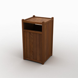 Great Lakes Single Front Load Waste Bin