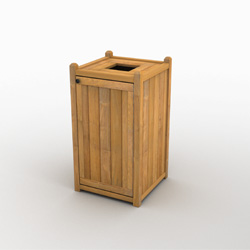 Great Lakes Single Top Load Waste Bin