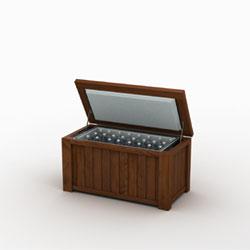 Great Lakes Medium Short Cooler Box