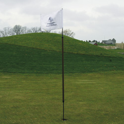 Ipe Regulation Flagstick