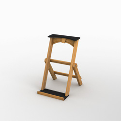Keystone Folding Bag Stand
