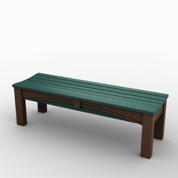 keystone-backless-bench