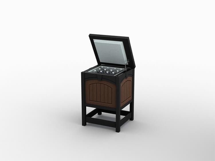 Keystone Small Tall Cooler Box