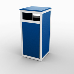 la-playa-single-front-load-waste-bin