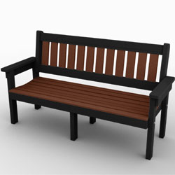 St Clair Bench