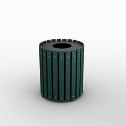 great-lakes-single-round-waste-recycling-bin1