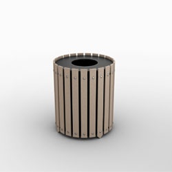 great-lakes-single-round-waste-recycling-bin2