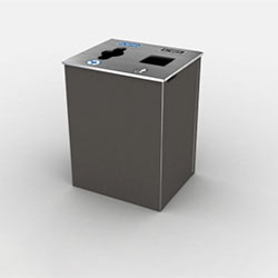 royal-double-top-load-waste-recycling-bin