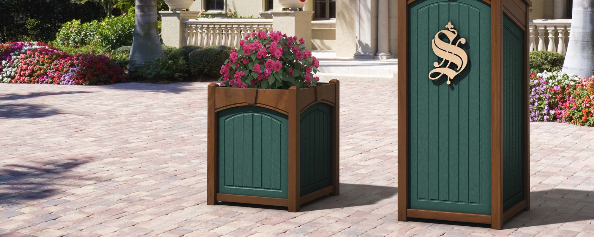 Planter Boxes hero image
