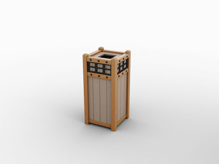 single-top-load-birkdale-waste-recycling-bin