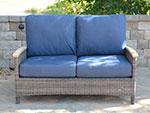 Bella Deep Seating Sofa 2-Seater