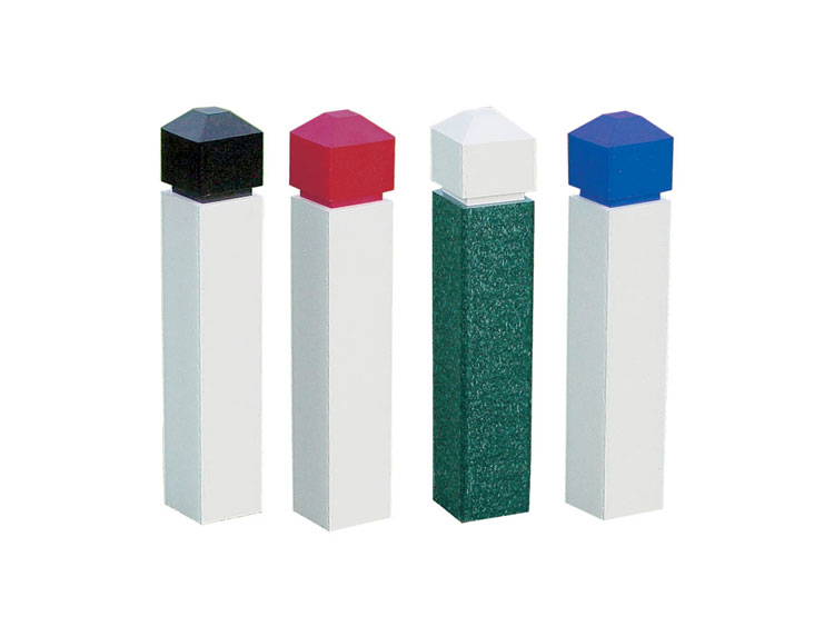Two Color Distance Marker