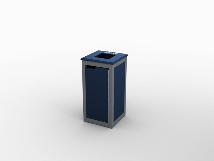 single-top-load-la-playa-waste-recycling-bin