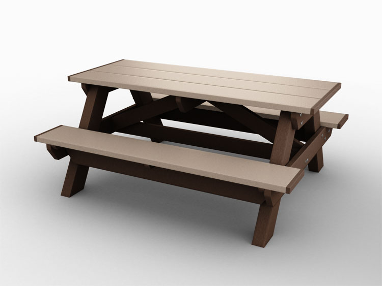 Standard picnic table prestwick limited standard picnic table watchthetrailerfo