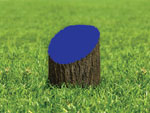 Upright Log Tee Marker