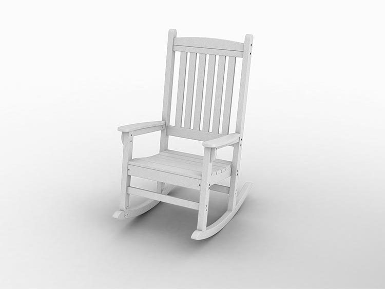 Fantastic Vineyard Porch Rocker Prestwick Golf Group Caraccident5 Cool Chair Designs And Ideas Caraccident5Info
