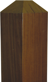 Ipe Hardwood Post