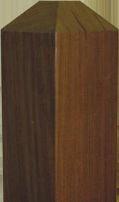 Ipe Hardwood Post