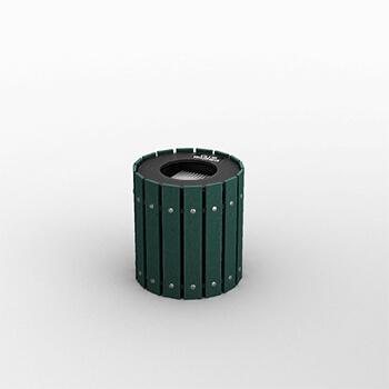 Green Round Club Washer
